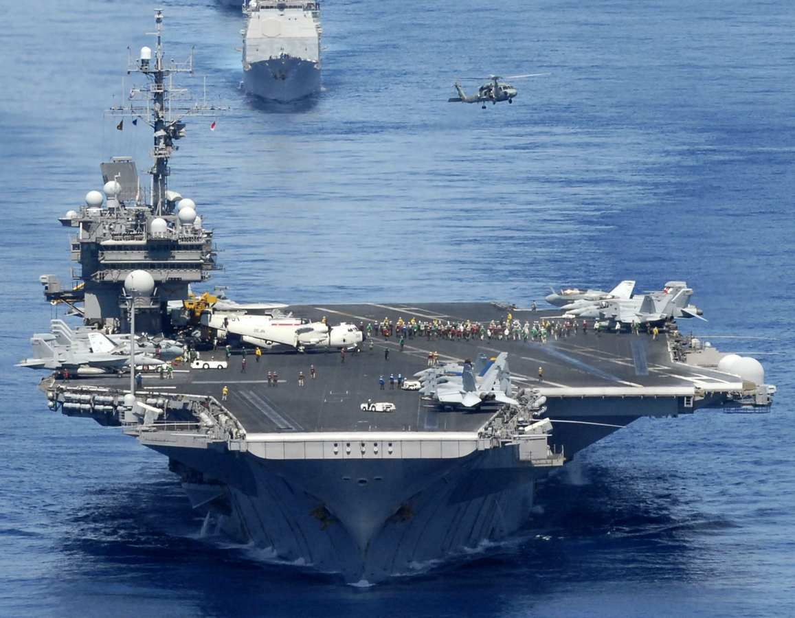 The role and importance of aircraft carriers in american wars