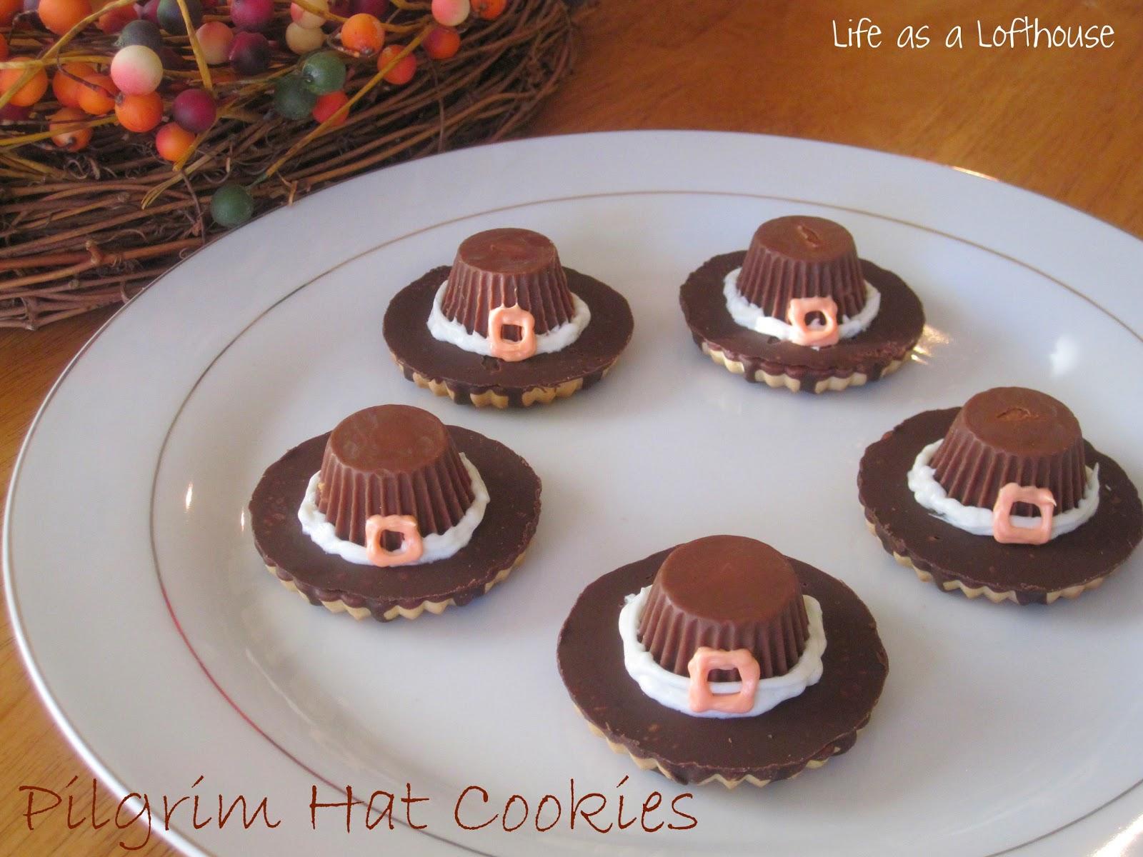 Pilgrim Hats To Make Food