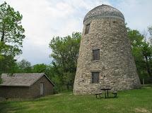 Abandoned Mn 1864 Seppman Windmill Mankato