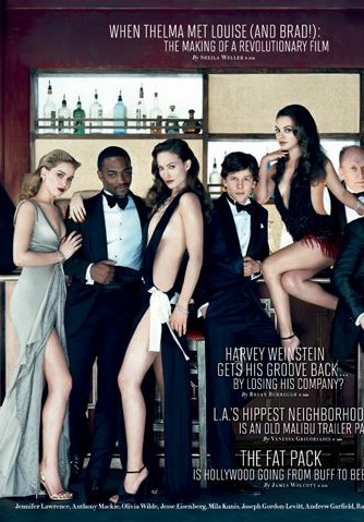 Reynolds Ford Norman >> Burst in Style: The Glorious Vanity Fair Hollywood Issue 2011
