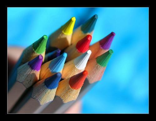 Los Ingredientes de La Vida Los Colores nos Provocan