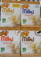 Milku susu kambing