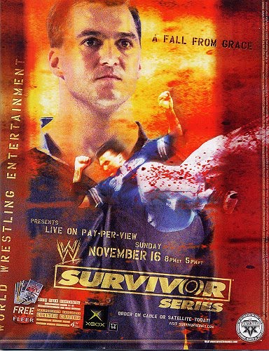 Wwe Survivor Series 2013 Poster Rowe's Island: WWE Pay...