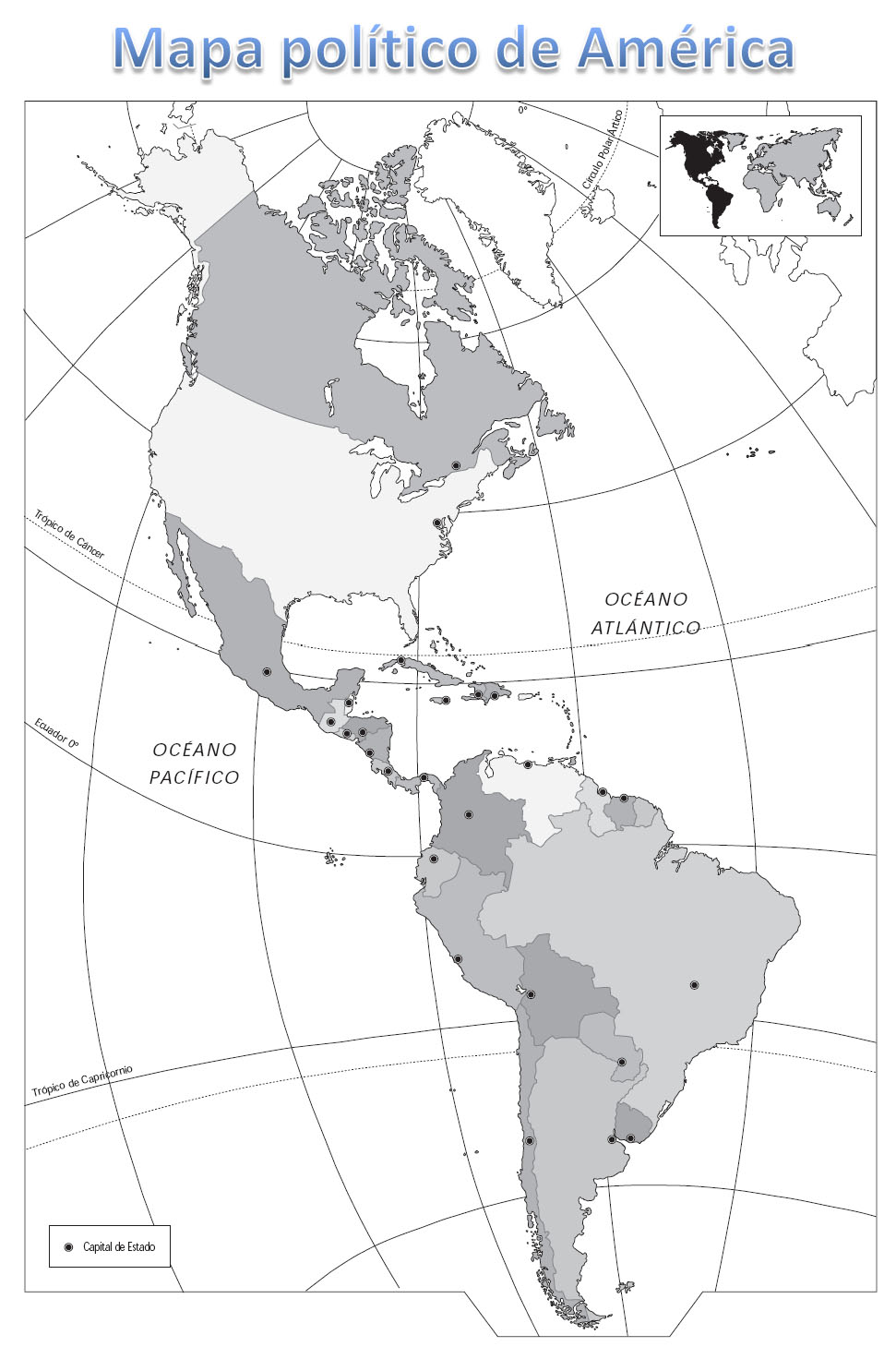 editoriales mapa politico