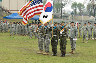 Army Cloud Computing in Korea!