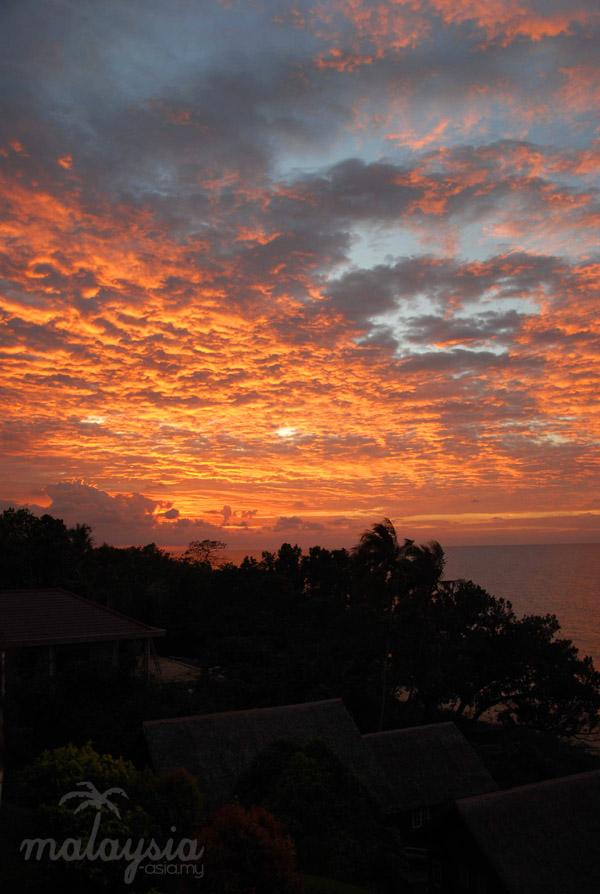 Sabah Sunset Kuala Penyu