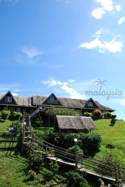 Kuala Penyu Tempurung Lodge