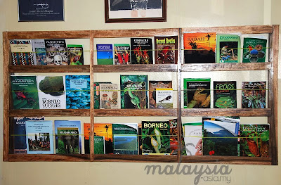 Sabah Nature and Wildlife Books