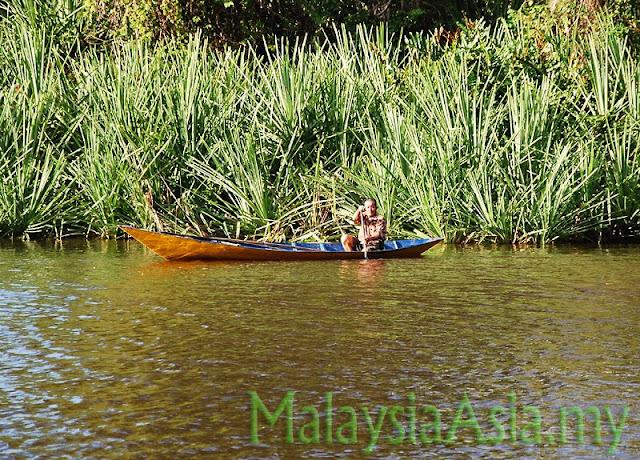 Sabah Klias River