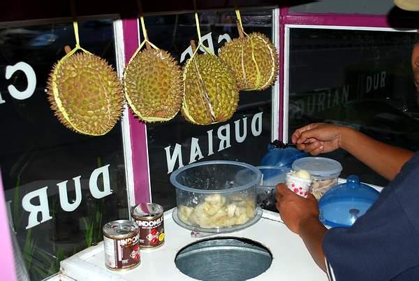 Bandung Es Durian