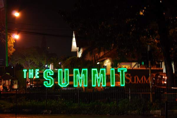 Bandung The Summit Outlet
