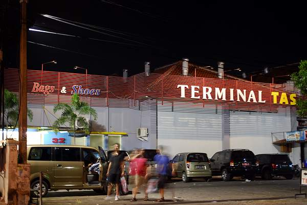 Bandung Terminal TAS FO