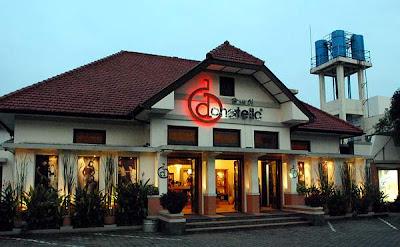 House of Donatello in Bandung