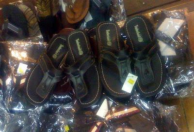 Bandung Timberland Slippers
