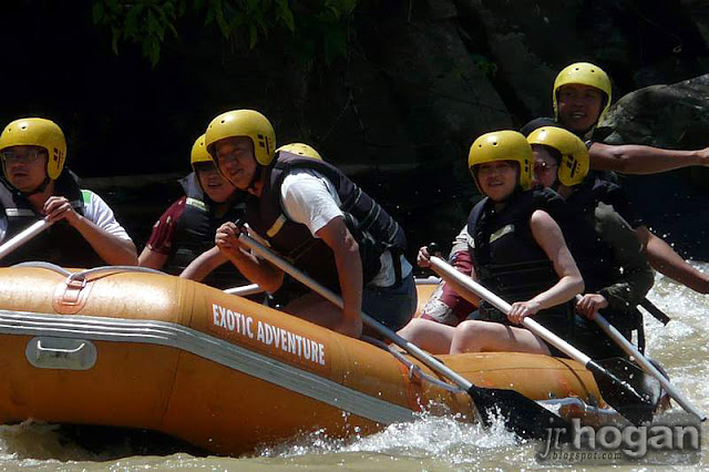 White Water Rafting Kiulu River