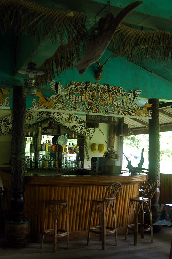 Bar and Cafe Mulu National Park