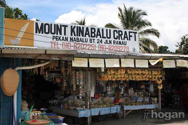 Pekan Nabalu Durians Sabah