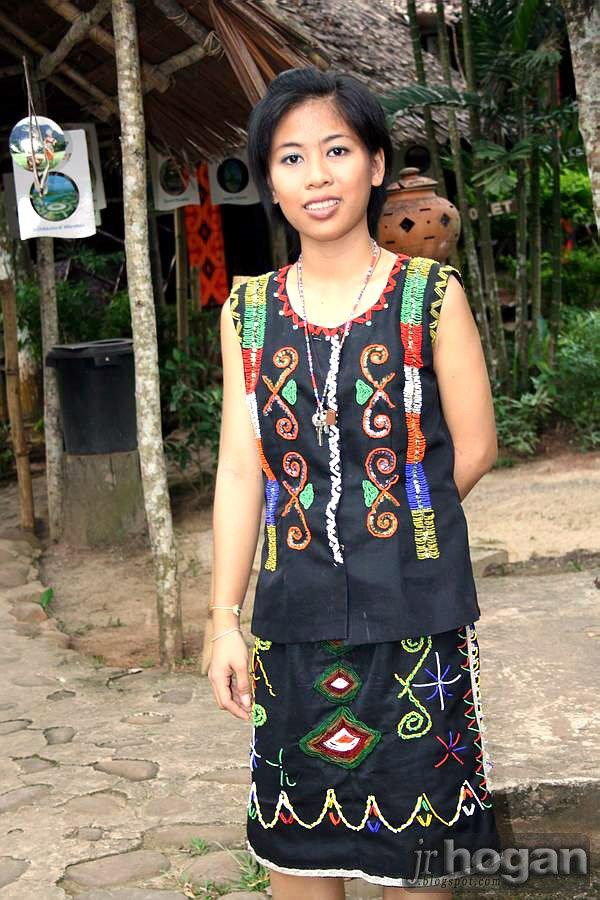 Sabah Murut Costume