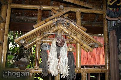 Traditional Skulls Sabah