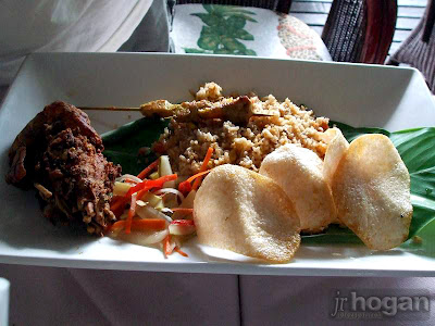 Mulu Resort Food