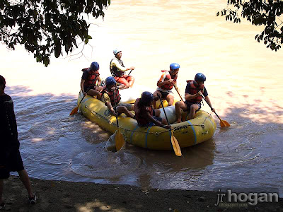 Padas River Water Rafting