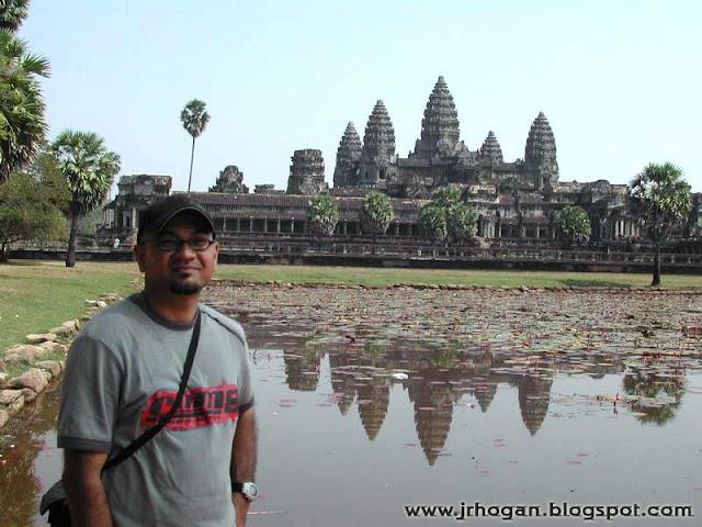 Cambodia Trip David