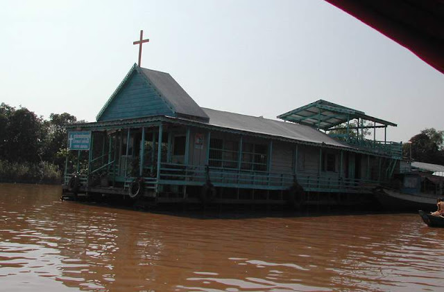 Floating Church Photo