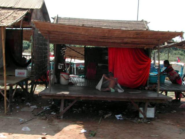 Poverty at Tonle Sap Lake