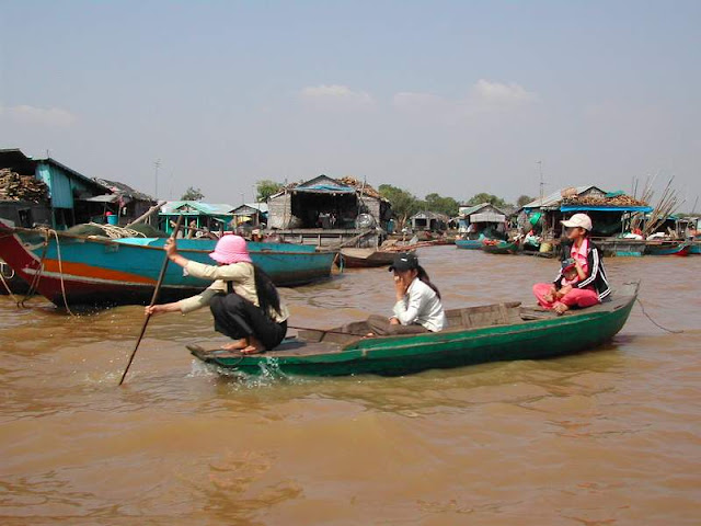 Siem Reap Tonle Sap Lake