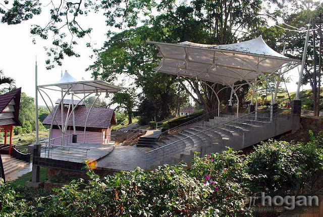 Bukit Malawati Outdoor Amphitheater