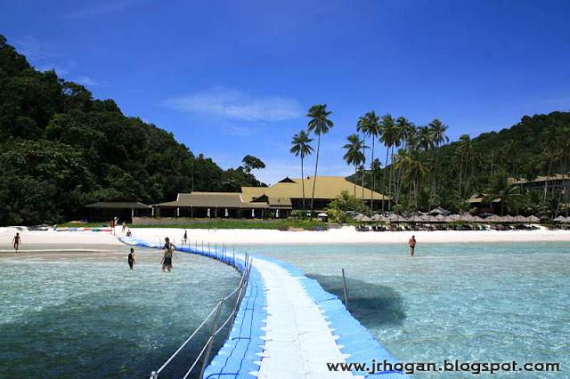 Picture Berjaya Resort Pulau Redang