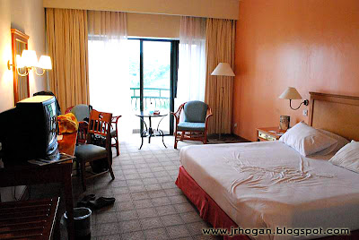 Room at Equatorial Hotel Cameron Highlands