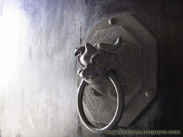 Door Knocker Antique Penang