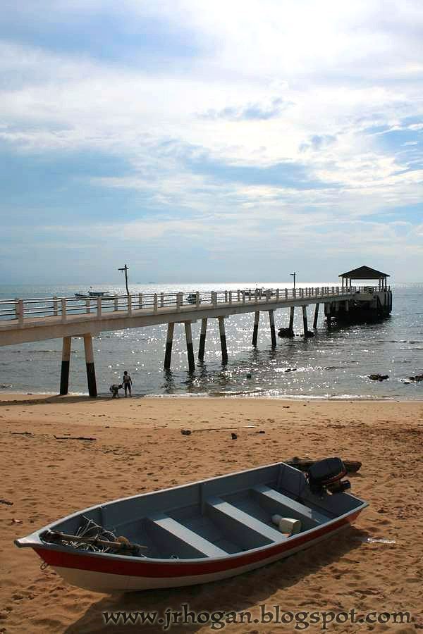 Jetty for Kampung Paya