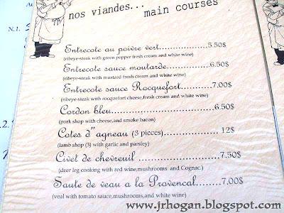 Le Provencal Restaurant Viantiane