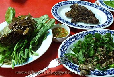 Khambang Lao Food Restaurant Viantiane