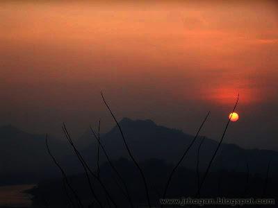 Sunset Luang Prabang