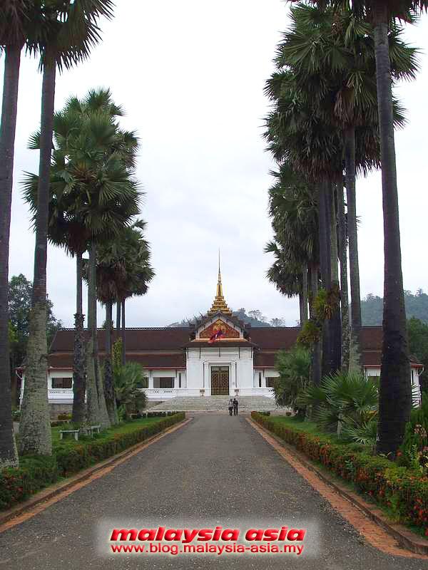 Royal Palace Museum Luang Prabang