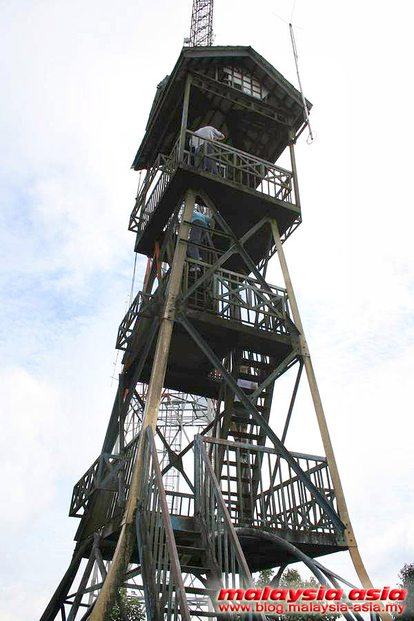 Lookout Tower Cameron Highlands