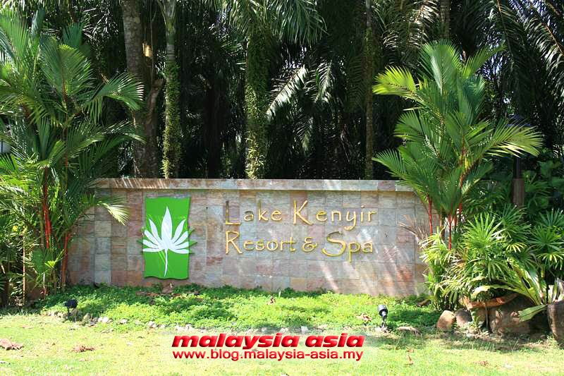 Lake Kenyir Eco Resort