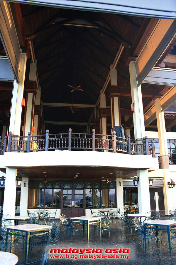 Restaurant at Kenyir Eco Resort