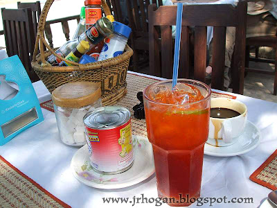 Local Drinks in Luang Prabang