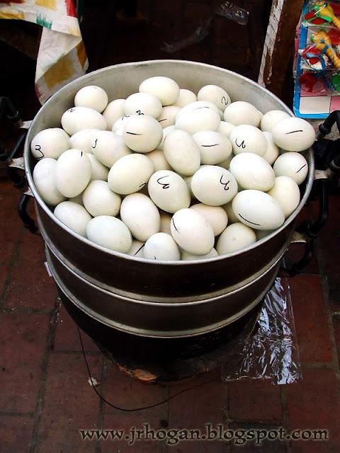 Lao Fertilized Duck Eggs