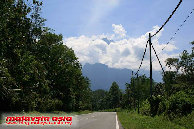 A4 Highway Kinabalu
