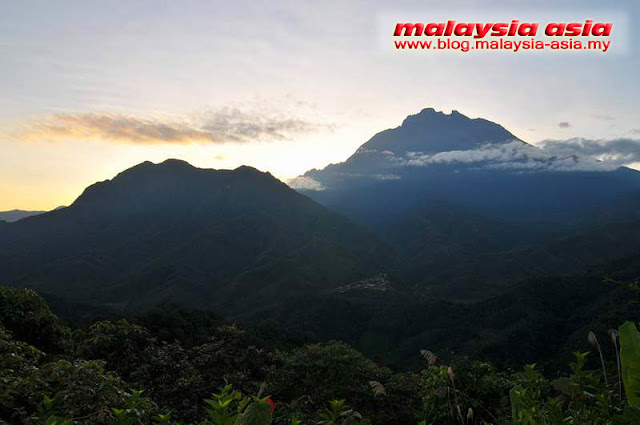 Kinabalu Dawn Photo