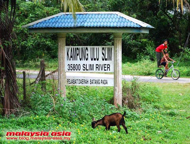 Uli Slim River Perak