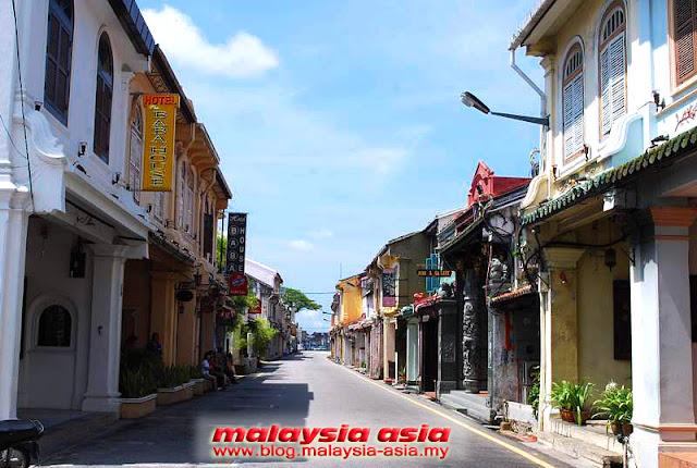 Jalan Tun Tan Cheng Lock