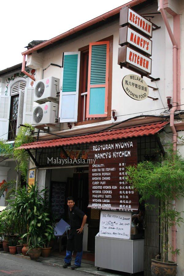 Melaka Nancy's Kitchen