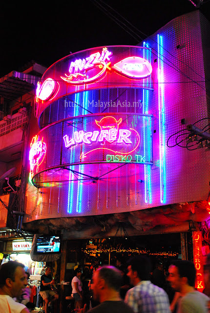Disco in Pattaya
