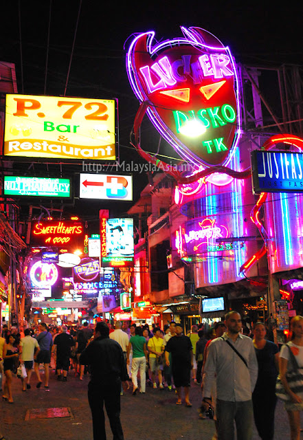 Photo of Pattaya Walking Street